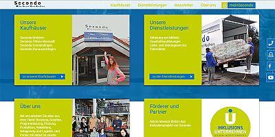 Secondo Das Second Hand Kaufhaus Startseite